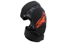 ALPINESTARS SLC Kevlar Knee Guard Noir/Rouge